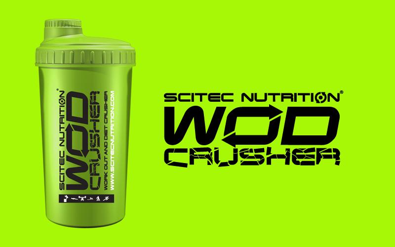 Scitec Wod Crusher Shaker 700 ml