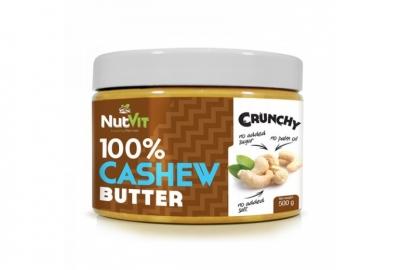 100% Cashew Butter 500g NutVit