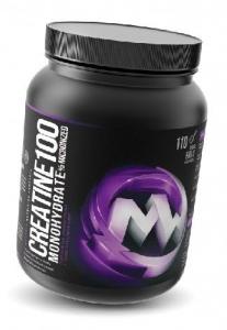 100% Micronized Creatine Monohydrate 550g - Maxxwin