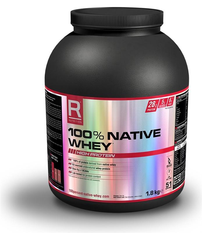 100% Native Whey 1,8kg - Reflex Nutrition