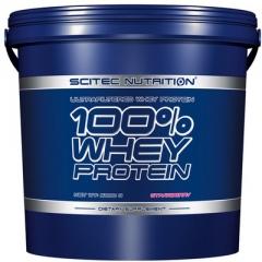 Scitec 100% Whey Protein 5000 g