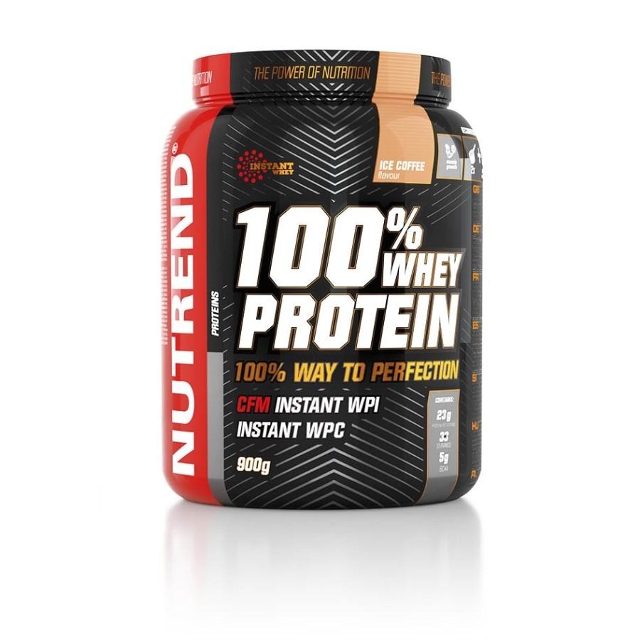 100% Whey Protein 900g - Nutrend