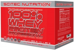Scitec 100% Whey Protein Professional 30x30 g