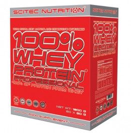Scitec 100% Whey Protein Professional 30x60 g