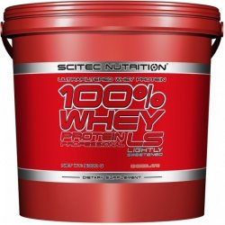 Scitec 100% Whey Protein Professional LS 5000 g