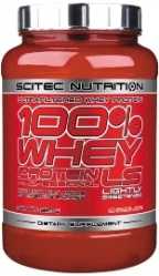 Scitec 100% Whey Protein Professional LS 920 g