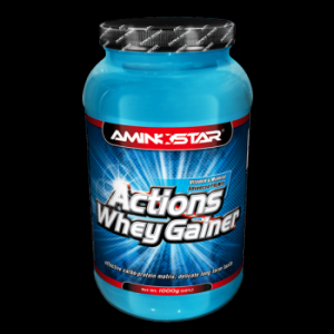 Actions Whey Gainer 1000g - Aminostar