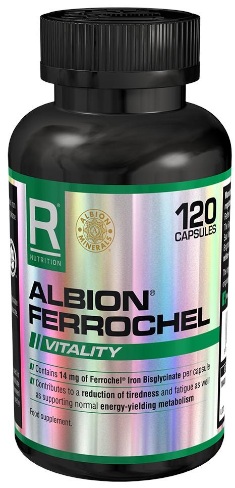 Albion Ferrochel 120 kapslí - Reflex