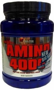 Amino 4000 New Big Size 325 tablet - Mega Pro Nutrition