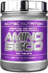 Scitec Amino 5600 200 tablet