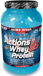 Aminostar Actions Whey Protein 85 2000 g
