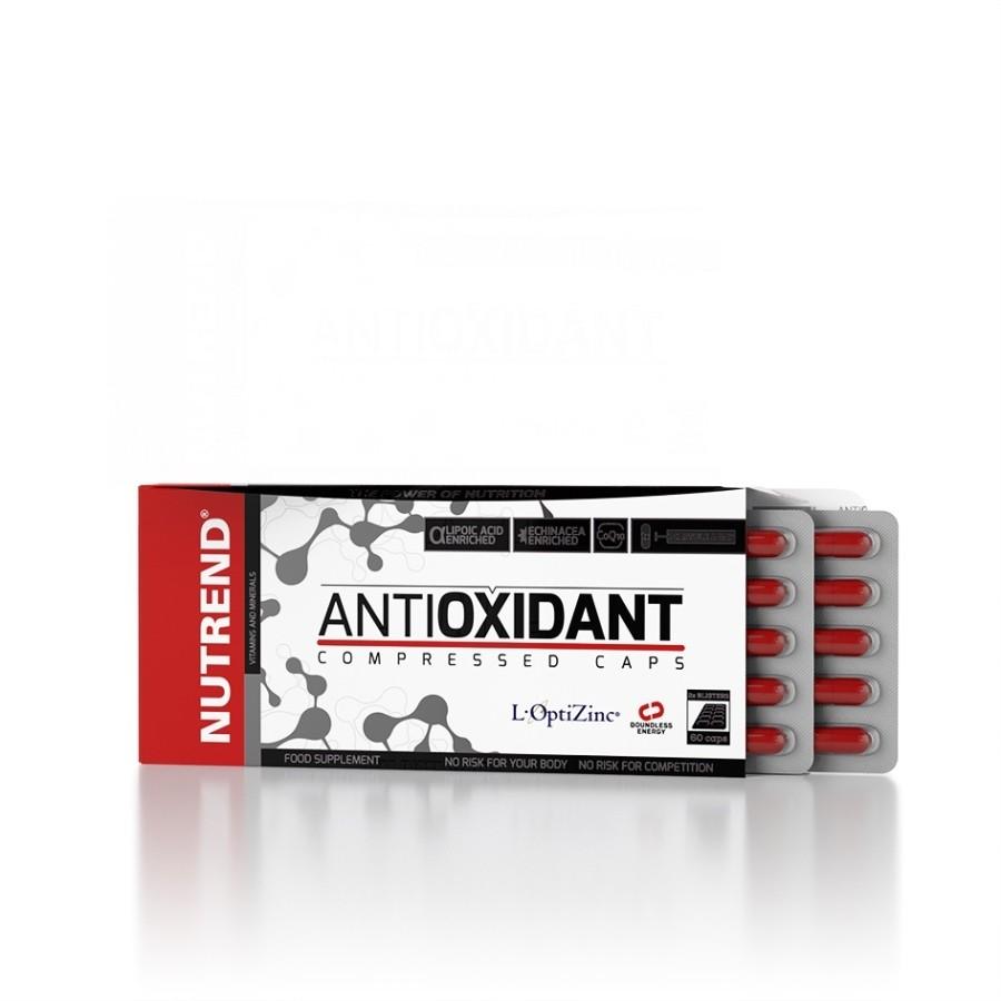 Antioxidant Compressed Caps 60 kapslí - Nutrend