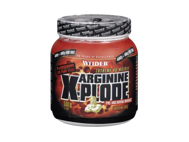 Arginine X-plode 500g - Weider