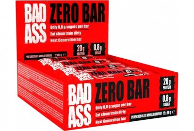 Bad Ass Zero bar 12x60g