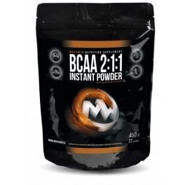 BCAA 2:1:1 Instant Powder 450g - Maxxwin