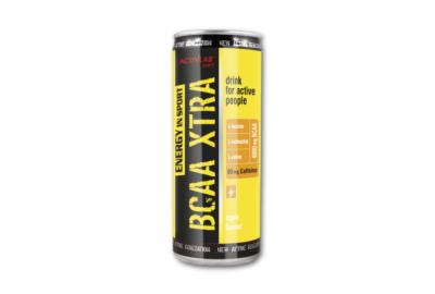 BCAA Xtra Drink Energy 250ml Activlab