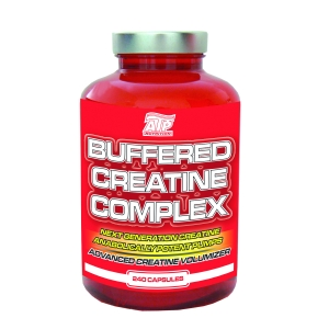 Buffered Creatine Complex 240 kapslí - ATP
