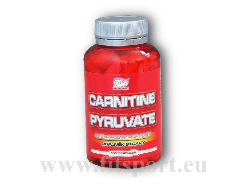 Carnitine Pyruvate 100 kapslí - ATP