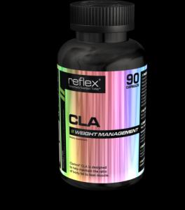 CLA 1000mg 90 kapslí - Reflex Nutrition