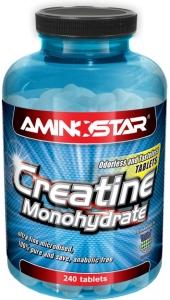 Creatine Monohydrate 500g  - Aminostar