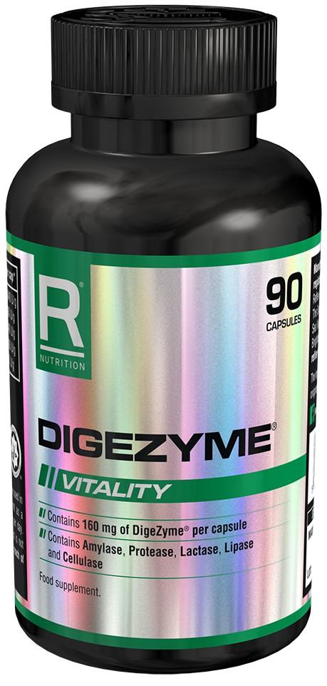 DigeZyme 160mg 90 kapslí - Reflex