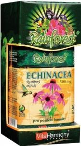Echinacea 500mg 90 tablet - VitaHarmony