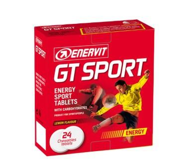 Enervit GT 24 tablet blistr citron - Enervit