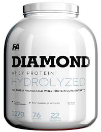 Fitness Authority Diamond Hydrolyzed Whey 2270 g