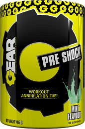 Fitness Authority Gear Pre-Shock 405 g