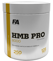 Fitness Authority HMB PRO 250 tablet