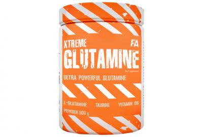 Fitness Authority Xtreme Glutamine 500 g