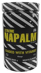 Fitness Authority Xtreme Napalm Vitargo 1000 g