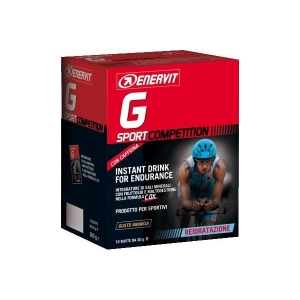 G Sport Endurance 10 x 30g - Enervit