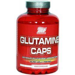 Glutamine caps 200 kapslí - ATP