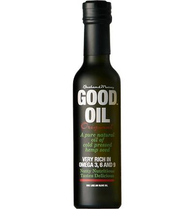 GOOD Hemp Oil 500ml - Good Hemp Nutrition