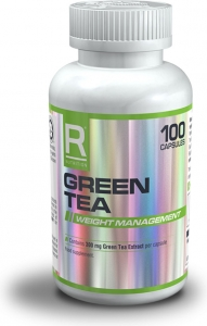 Green Tea Extract 300mg 100 kapslí - Reflex Nutrition