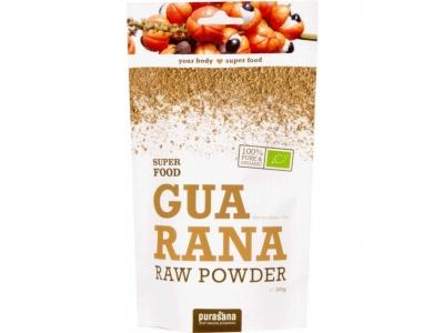 Guarana Powder BIO 100g - Purasana