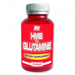 HMB + Glutamine 100 kapslí - ATP