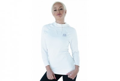 Hoodie 01 W Superstar White Fitness Authority