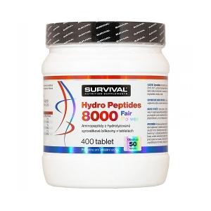 Hydro Peptides 8000 Fair Power 400 tablet - Survival