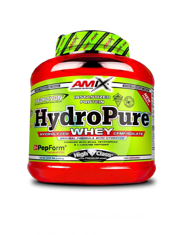Hydro Pure Whey 1600g - Amix