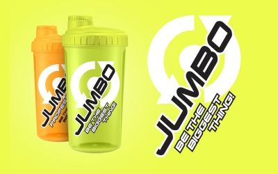 Jumbo Shaker 700ml