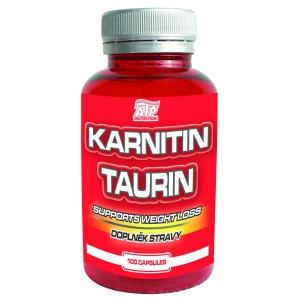 Karnitin Taurin 100 kapslí - ATP