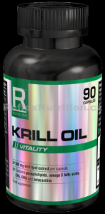 Krill Oil 90 kapslí - Reflex Nutrition
