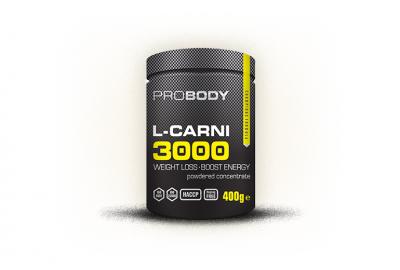 L-Carni 3000 400g Pro Body