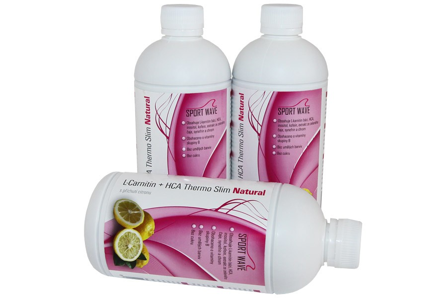 L - Carnitin + HCA Thermo Slim Natural 500ml - Survival