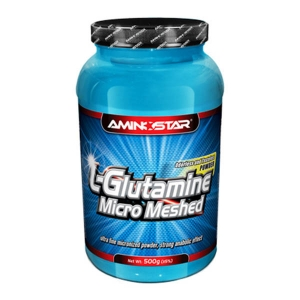 L - Glutamine Micro meshed 500g - Aminostar