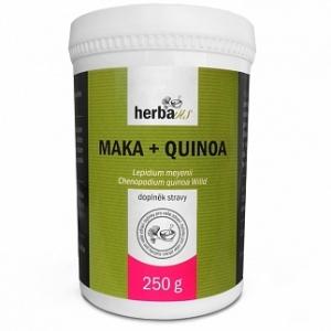 Maka + Quinoa 250g HerbaVis