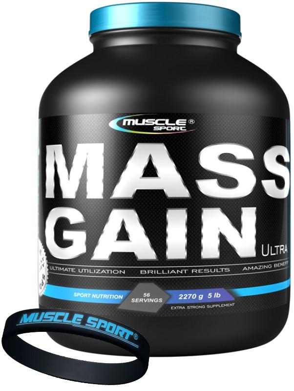 Mass Gain Ultra 1135g - Musclesport