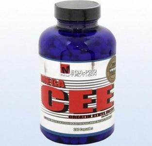Mega CEE 240 kapslí - Mega Pro Nutrition